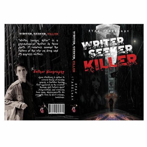 Writer Seeker Killer Book Cover