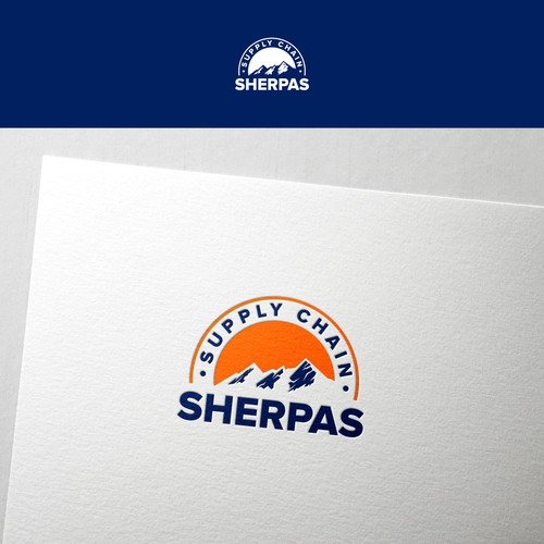 Growing consulting/education firm needs revised mountain-themed logo