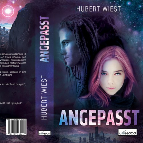 Cover Contest TEENAGE / YA DYSTOPIA