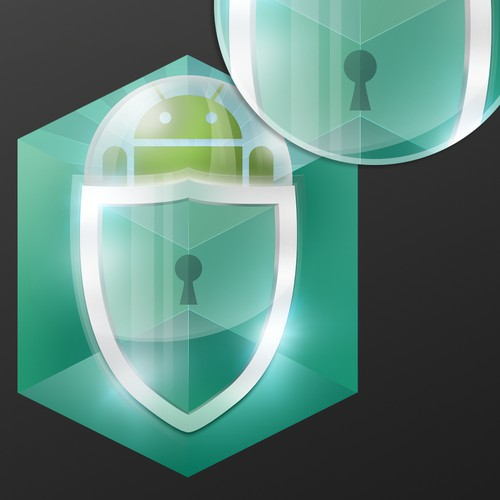 Kaspersky Lab needs Android Security icon design