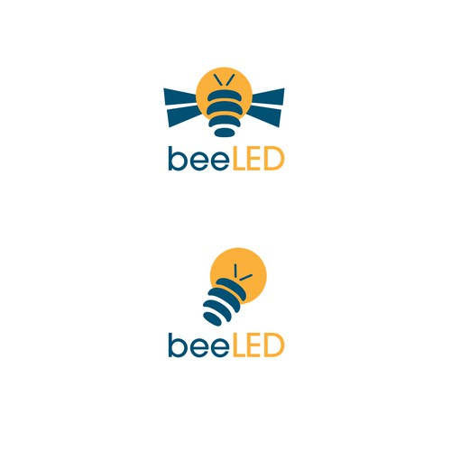 Nice symbol for led company with bee in name
