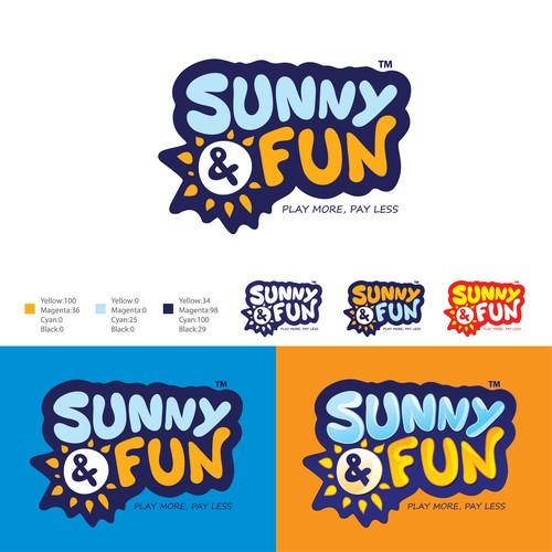 Sunny and Fun Logo