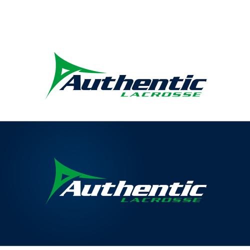 Logo for Authentic Lacrosse
