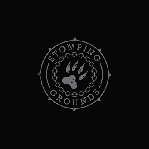 Stomping Grounds Fitness Logo