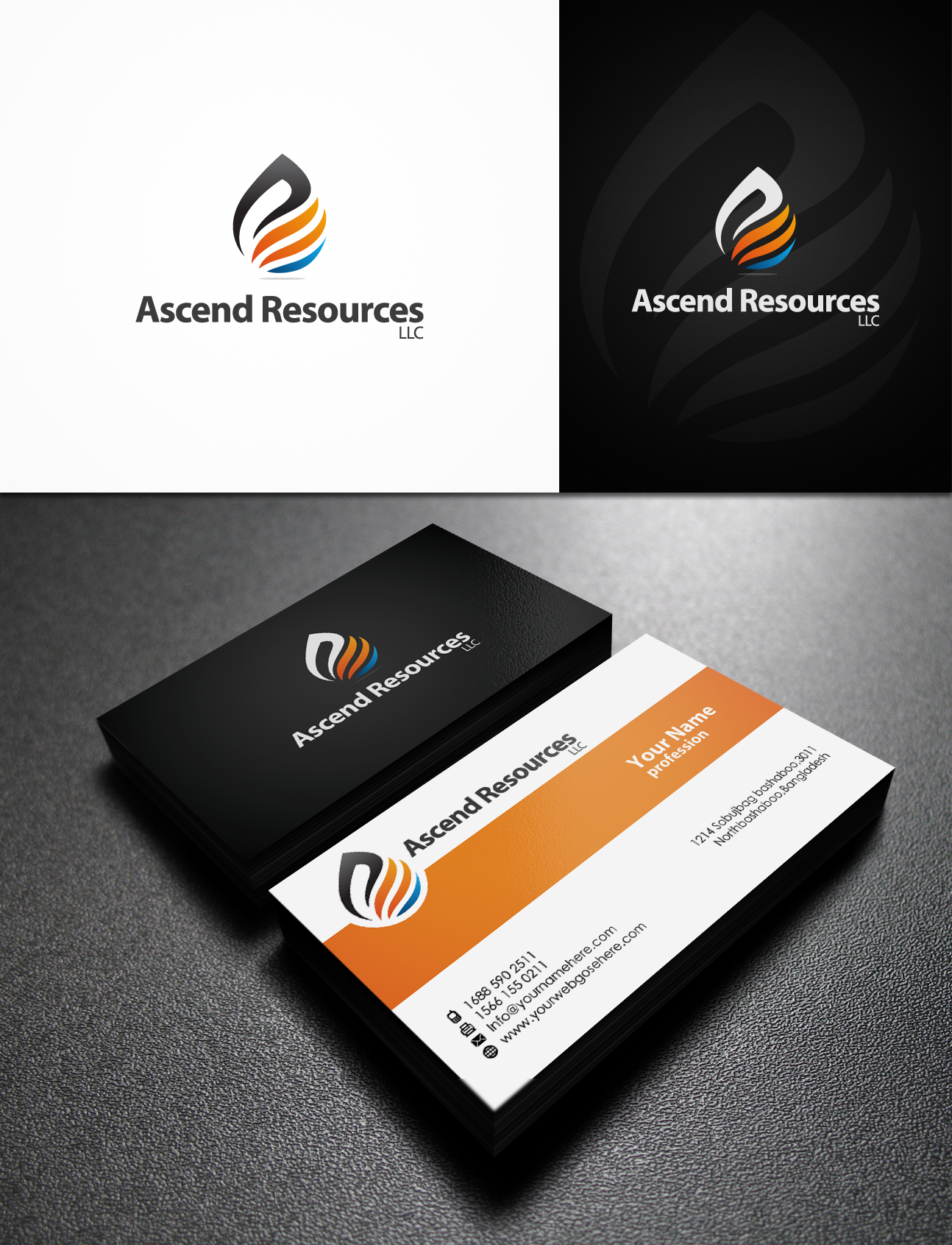 New logo wanted for Ascend Energy