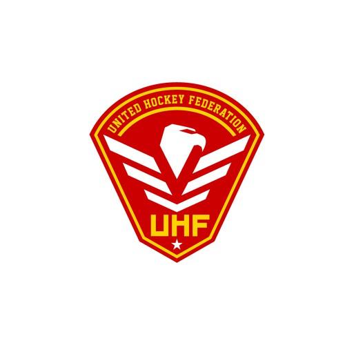 United Hockey Federation logo