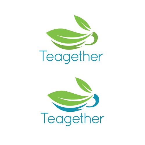 Teagether Logo Contest QR