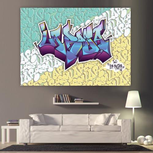 Digital Vector Graffiti