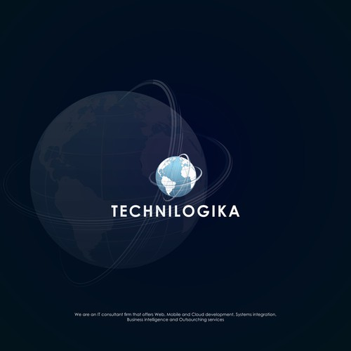 create a logo for an IT consultant firm.