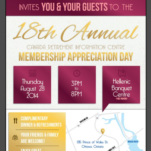 Member Appreciation Day Email