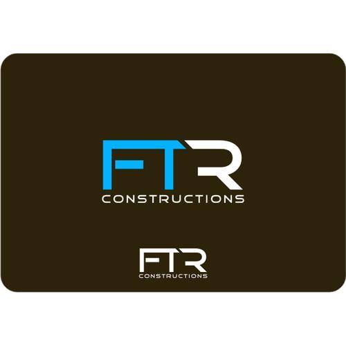 FTR Constructions Logo