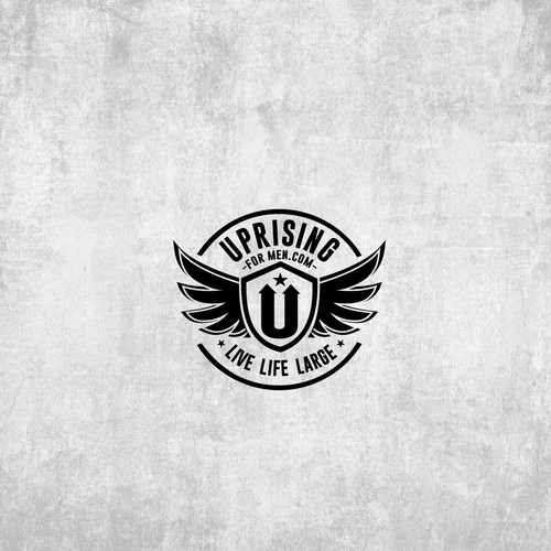 Logo required for mens accessory brand - Uprising for men