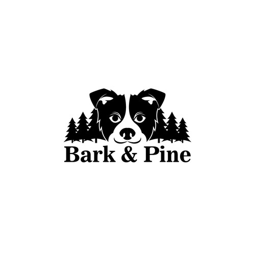 Logo for pet merch