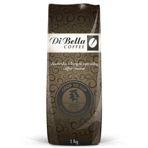 Design of a 1 kg specialty coffee bean bag