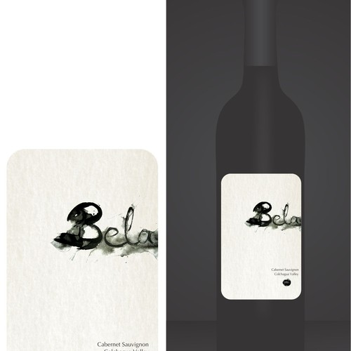 Help Bela with a new wine label
