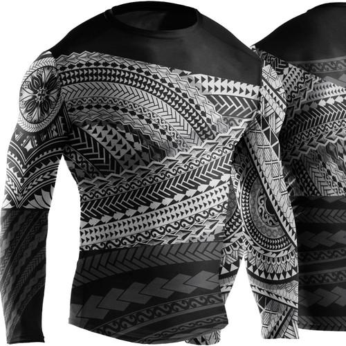 tshirt design for rash guard