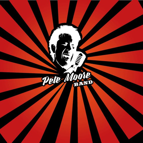 Logo Pete Moore Band