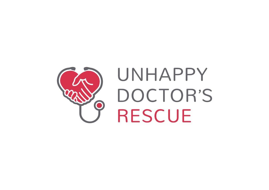 Unhappy Doctor´s Rescue braucht ein ansprechendes auffälliges Logo