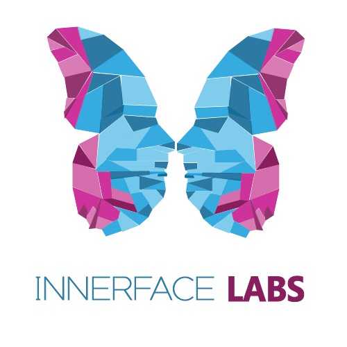 Logo concept for Innerface labs