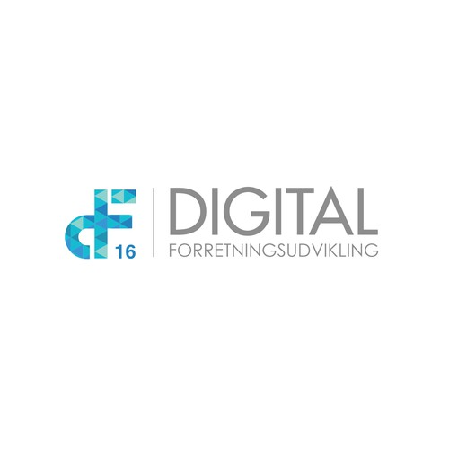 Logo for digital conference