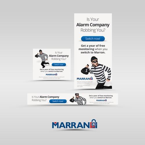 Marran Web Banners