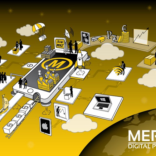 Web Digital Platform