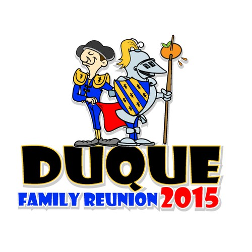 Duque Family Reunion 2015