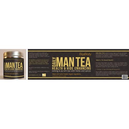 Daily Man tea