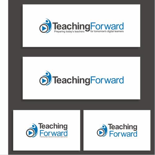 Help us revolutionize teaching & learning w/ a logo design for TeachingForward
