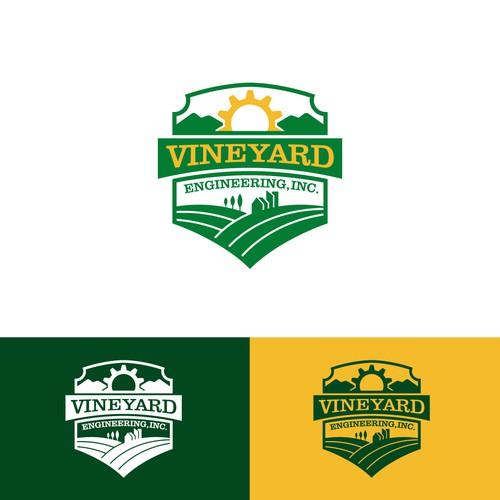 Vineyard Engineering Logo
