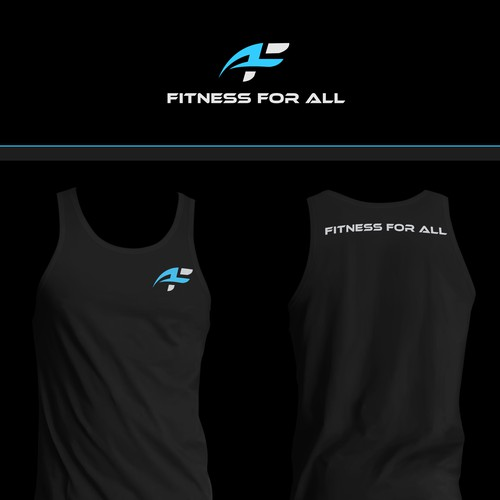 FITNESS FOR ALL LOGO DESIGN