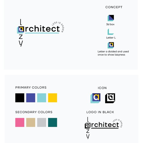 logo for architecture platform