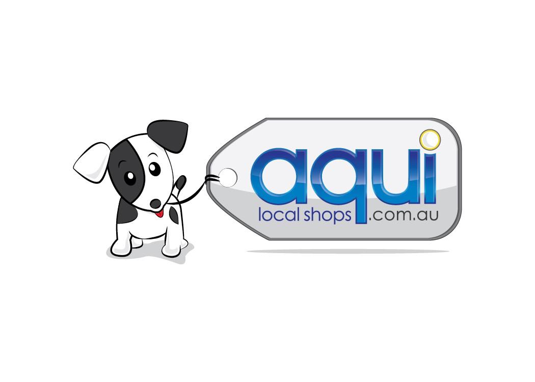 Aqui needs a new logo