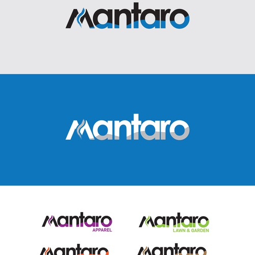 Logo Concept for Mantaro