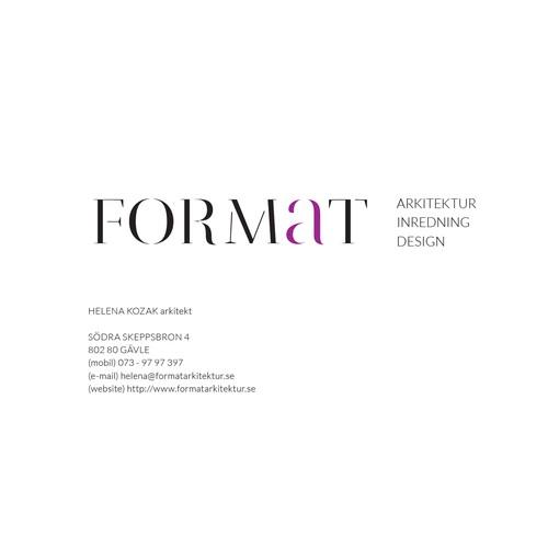 Interior Design Archetect Logo