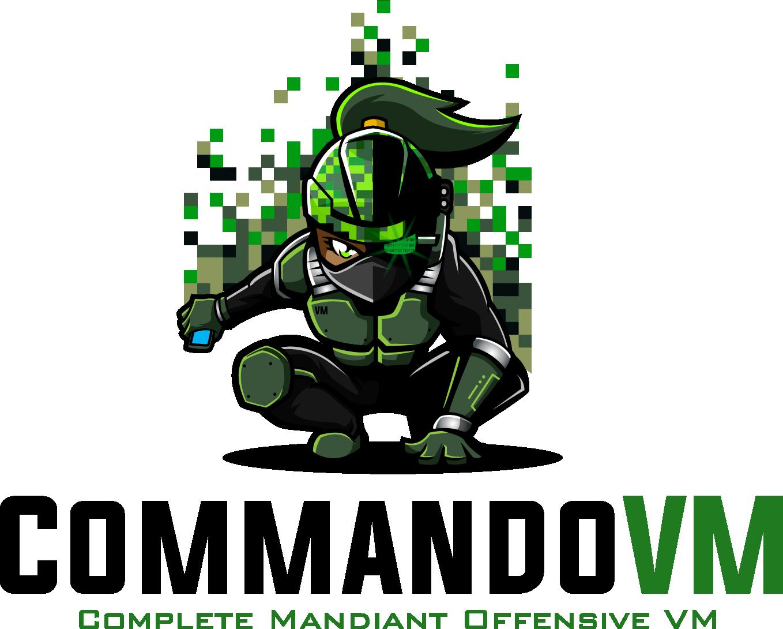 Logo for Hacker Platform (Commando VM)
