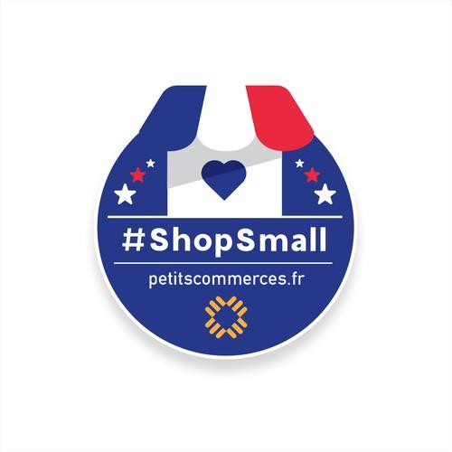 ShopSmall Badge