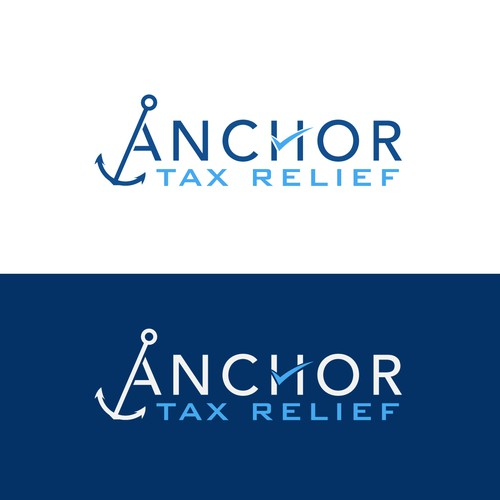 Logo for Tax Problem Solver - Anchor Tax Relief