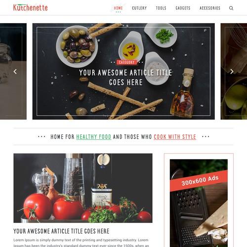 Kutchenette Homepage
