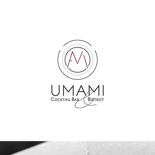 "Nuovo Logo per ""Umami Cocktail Bar & Bistrot"""