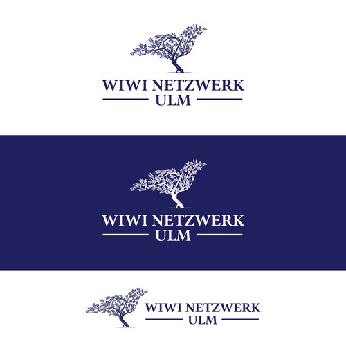 Logo Concept for Wiwi Netzwerk ULM
