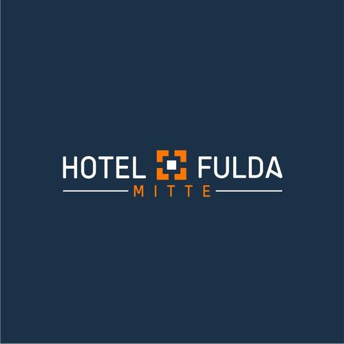 Minimalis logo for Hotel Fulda Mitte