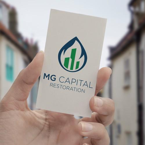 Logo for MG Capital.