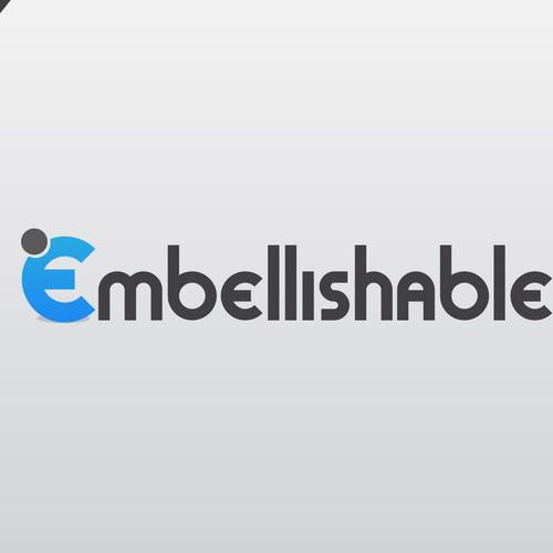 Logo for Embellishable