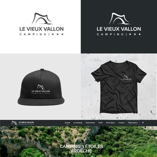 Le Vieux Vallon - Camping