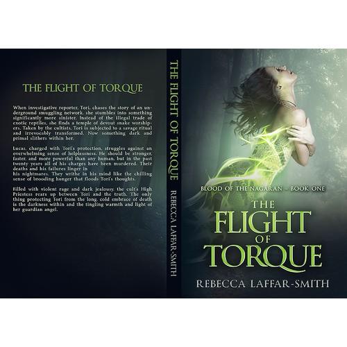 Design A Captivating Book Cover For New Paranormal Suspense Novel