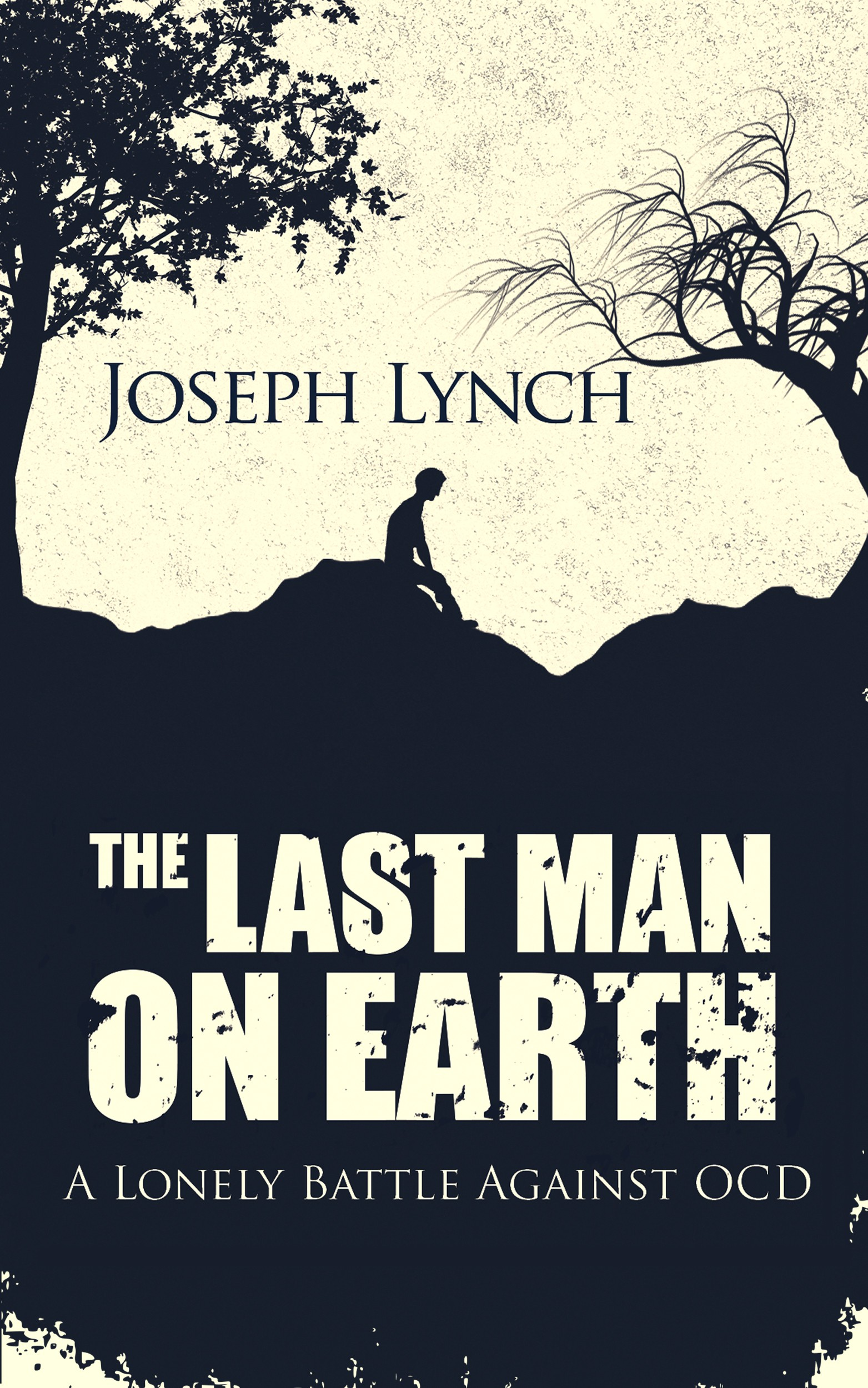 Create a cover for my ebook: The Last Man on Earth