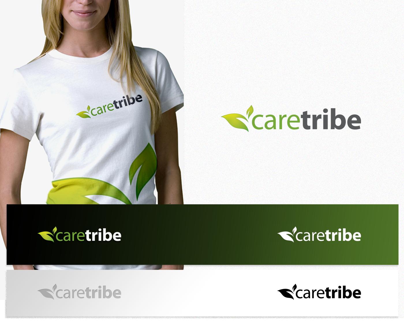 Help caretribe.com with a new logo
