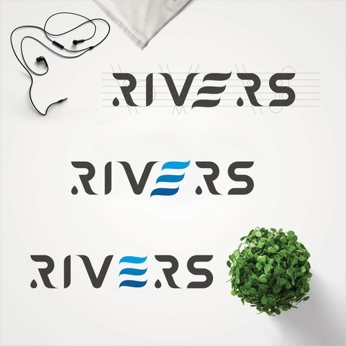 Logo for RIVERS