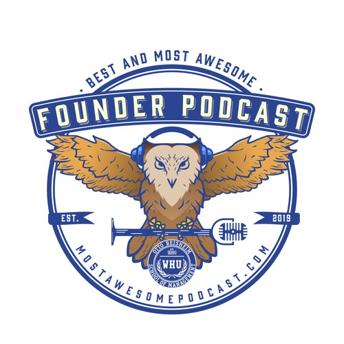 Best and Most Awesome Founder Podcast